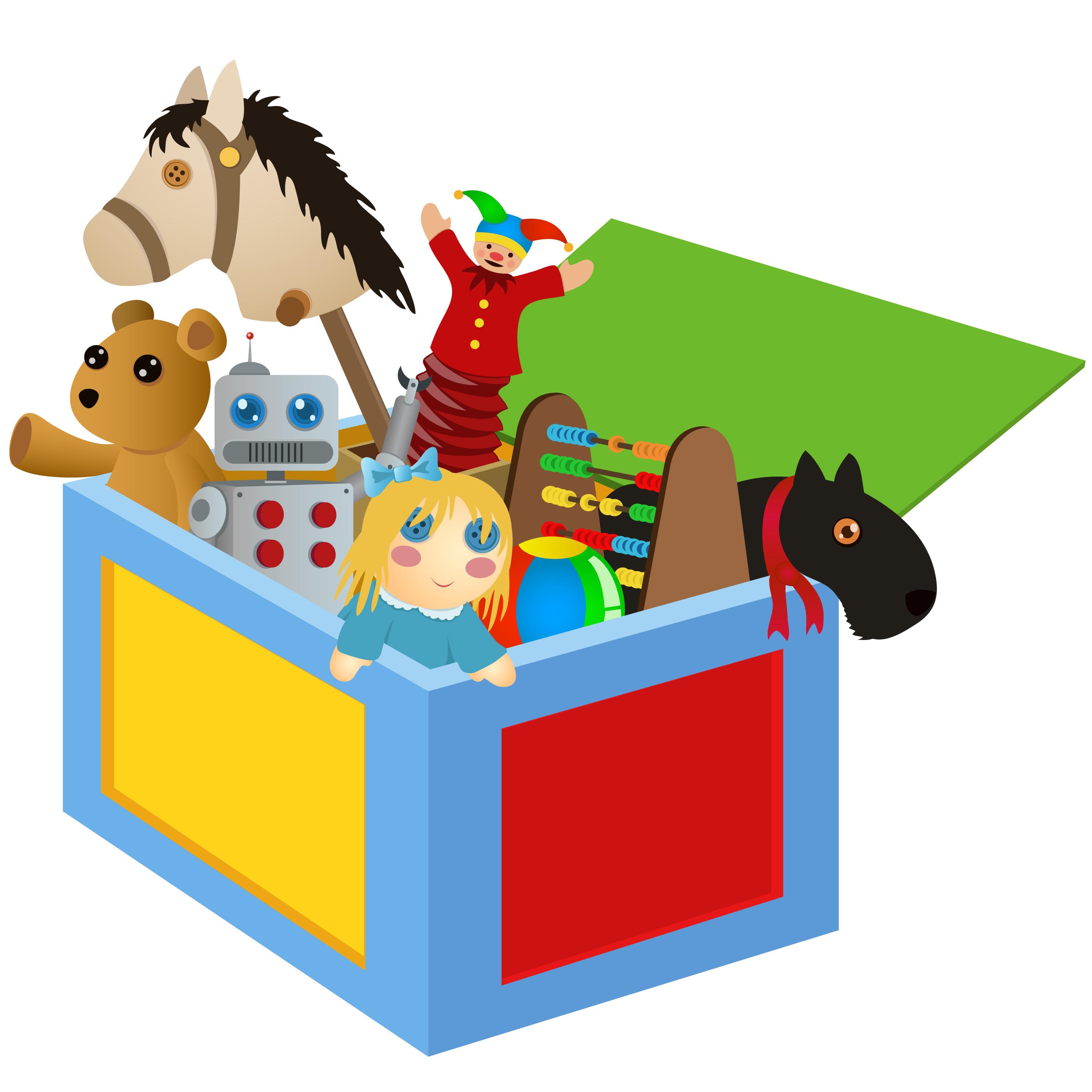 Toy Swap | Mercer Island Preschool Association