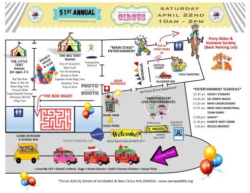 Circus Map 2017