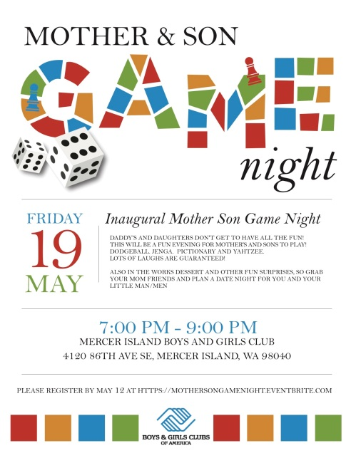 game-night flyer